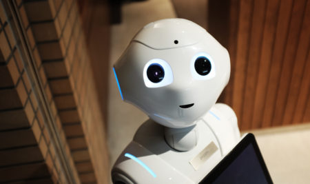 Can Kids Learn English From Robots?