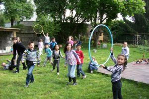 English Day Camp During School Holidays in Grenoble!